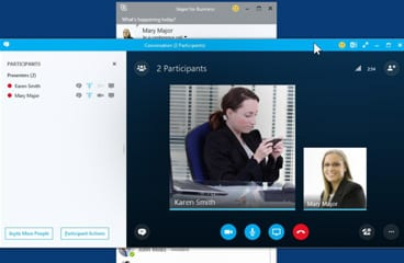 Skype for Business - Invite Additional People to a Conference Call